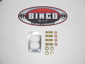 Turbo Fastener Kit - T3 Twin