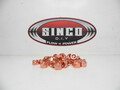 Copper Locknut M10x1.5