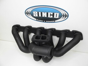 RB30et  T3 or T4 Twin Scroll - Turbo Manifold
