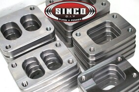 CNC Turbo Inlet Flanges