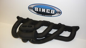 RB25 or RB26 T3 or T4 Twin Scroll Forward Facing - Turbo Manifold