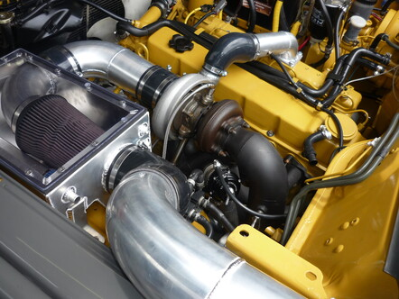 TD42 T3 - Turbo Manifold, SINCO Turbo Manifolds | Sinco Customs