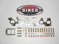2JZ-GTE-T3 Twin-Gasket Stud Locknut Kit