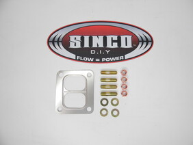 Turbo Fastener Kit - T4 Twin